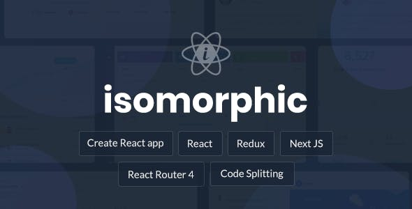 React Js Templates from ThemeForest
