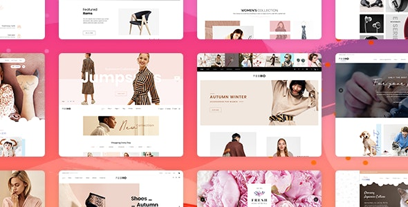 Feellio - Creative Minimalist Shopify Theme - Shopify eCommerce