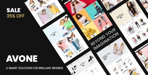 Avone - Multipurpose Shopify Theme by adornthemes | ThemeForest