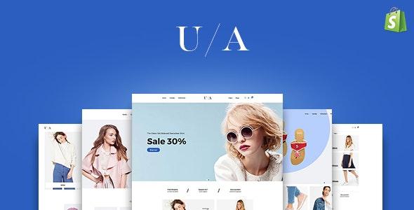 Gts Ula - Responsive Shopify Theme - Fashion Shopify