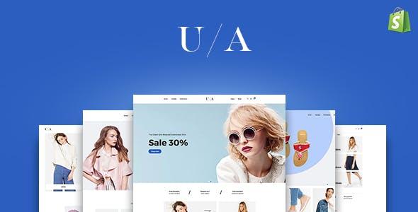 Gts Ula - Responsive Shopify Theme
