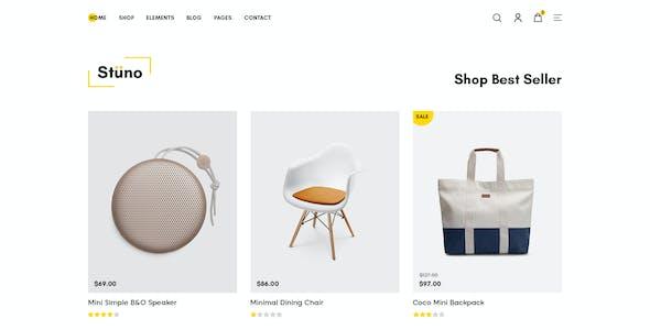 Stuno - WooCommerce Theme