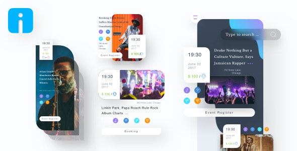 Inspired Ui Mobile Part 2 - Creative Sketch
