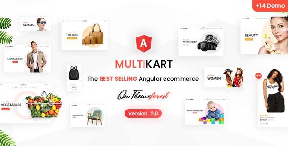 Multikart - Responsive Angular eCommerce Template - Shopping Retail