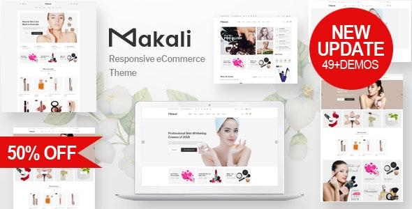 Makali – Multipurpose Theme for WooCommerce WordPress