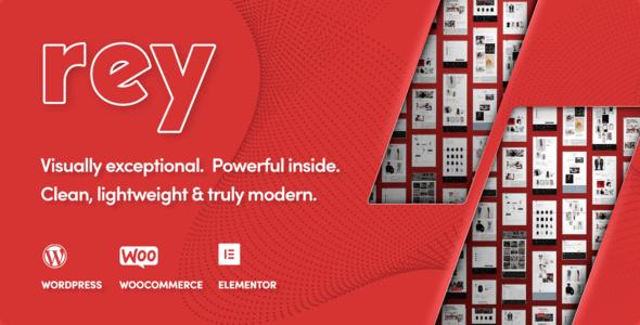Rey - Multi-purpose & WooCommerce Theme - WooCommerce eCommerce