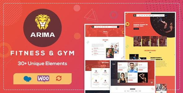 Arima - Gym - Health & Beauty Retail