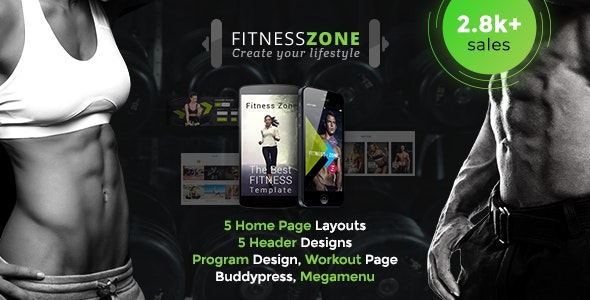 Fitness Zone - Health & Beauty Retail