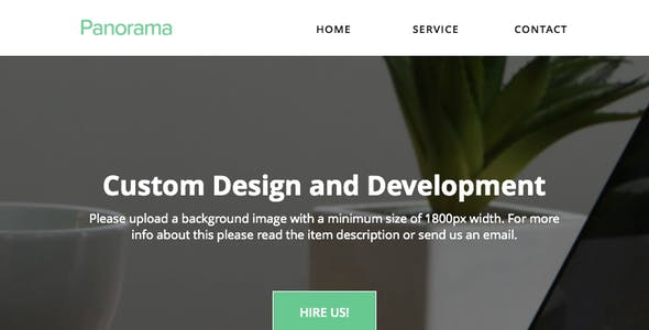 Panorama - Responsive Email + Online Builder