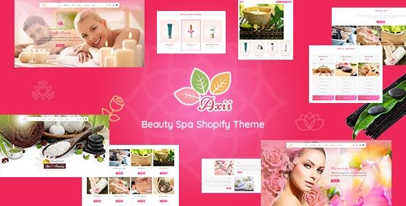Axii | Beauty Shopify Theme - Health & Beauty Shopify