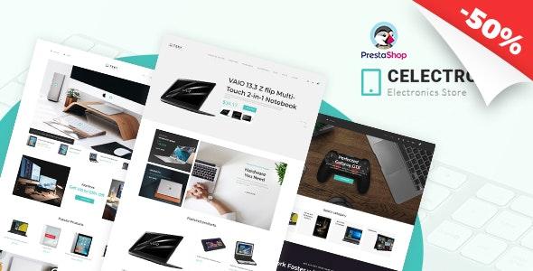 Celectro - Electronics Store - Technology PrestaShop