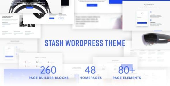Stash | Responsive Multi-Purpose Theme