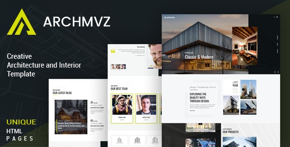 Archmvz - Architecture & Interior - Business Corporate