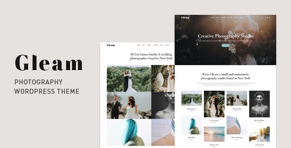 Wordpress Photography Themes Themeforest