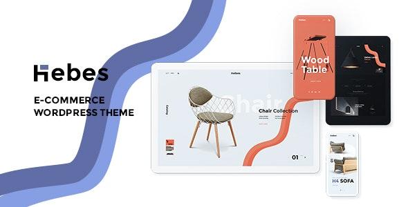 Hebes - MultiPurpose WooCommerce WordPress Theme - WooCommerce eCommerce