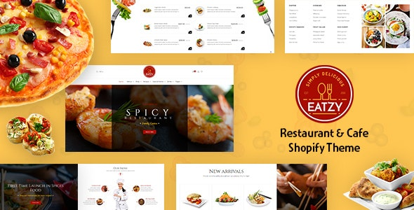 Eatzy | Bakery, Cafe and Cake Shop Shopify Theme - Miscellaneous Shopify