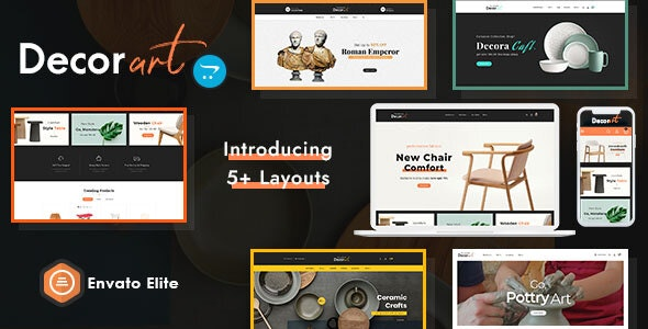 Decor Art - Opencart Multi-Purpose Responsive Theme - Miscellaneous OpenCart