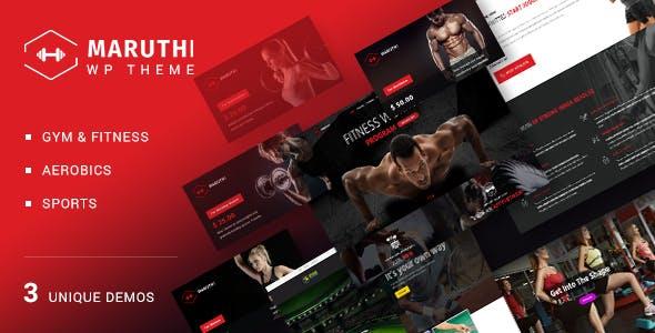 Maruthi - Fitness Gym