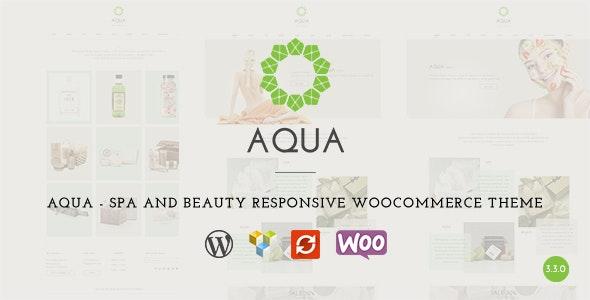 Aqua v3.1.6 – Spa and Beauty Responsive WooCommerce