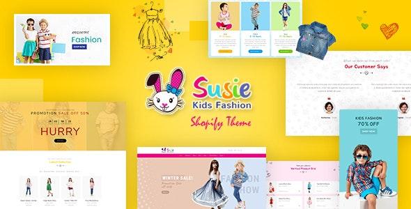 Susie   Children Shopify Theme - Miscellaneous Shopify