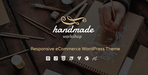 Handmade - Shop WordPress WooCommerce Theme - WooCommerce eCommerce