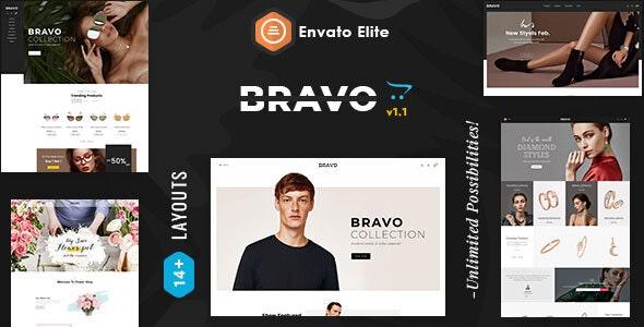 Bravo 2.0 - Opencart Multi-Purpose Responsive Theme - Fashion OpenCart