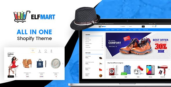 Elfmart - All in One Shopify Theme