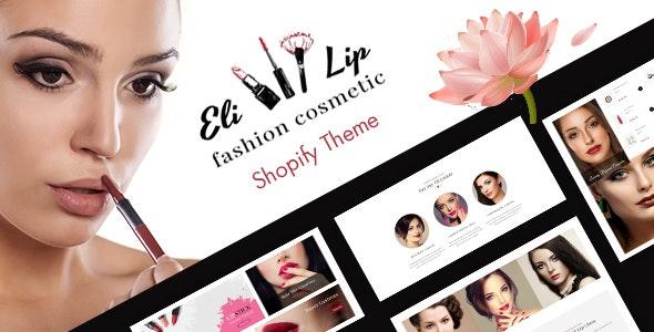 Eli - Shopify Makeup Product Theme - Health & Beauty Shopify