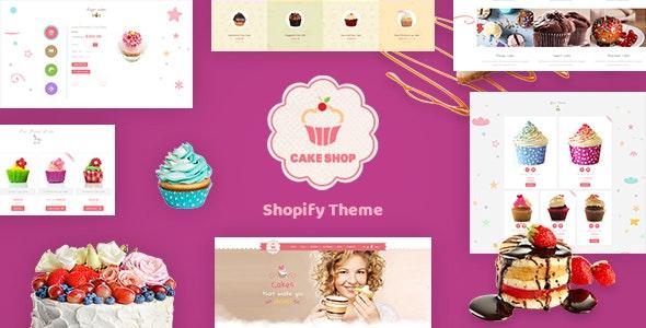 Cake Shop - Bakery Shopify Theme - Miscellaneous Shopify