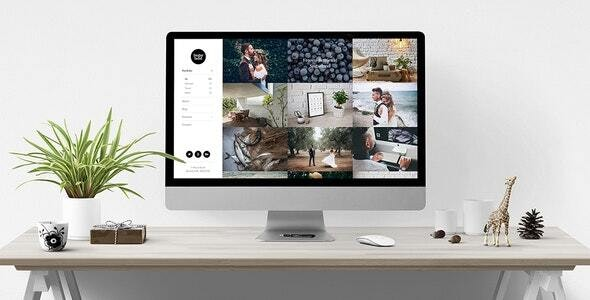 Sugarland – Contemporary AJAX Joomla Portfolio for Creatives - Portfolio Creative