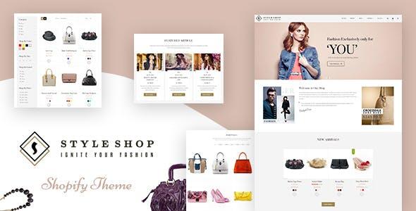 Fashion Designer Website Templates From Themeforest