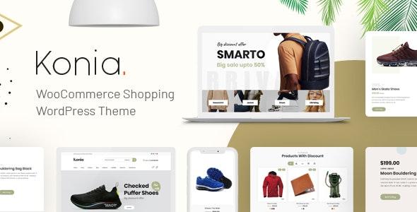 Konia - Responsive WooCommerce WordPress Theme - WooCommerce eCommerce