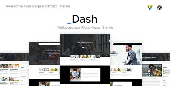 Dash - Creative Business Theme