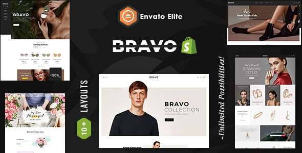 Bravo 2.0 - Shopify Multi-Purpose Responsive Theme - Fashion Shopify