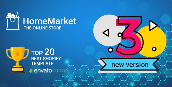 Home Market - Flexible Shopify Theme (Sections Ready) - Shopping Shopify