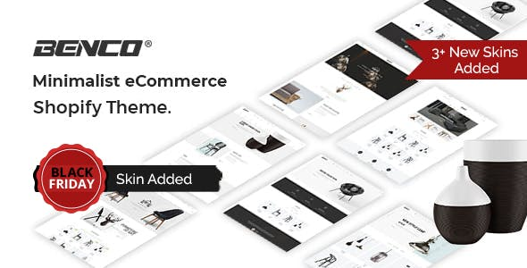 Furniture Shopify Theme - Benco