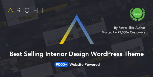 Archi Interior Design Wordpress Theme By Oceanthemes