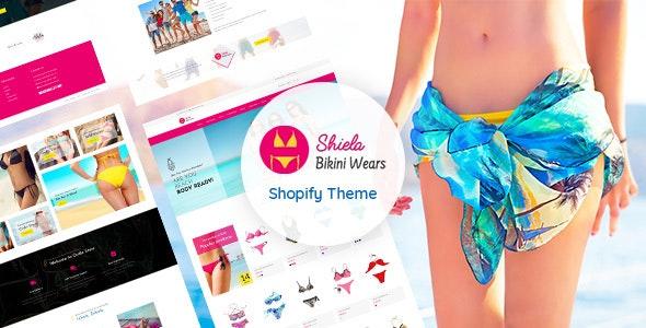 Sheila - Shopify Bikini Fashion, Lingerie Store - Shopping Shopify