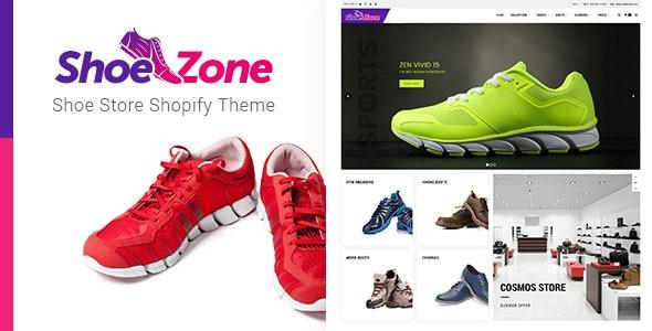 Shoe Store | Footwear Shoes Shopify Theme - Entertainment Shopify
