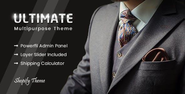 Ultimate - Multipurpose Shopify Theme