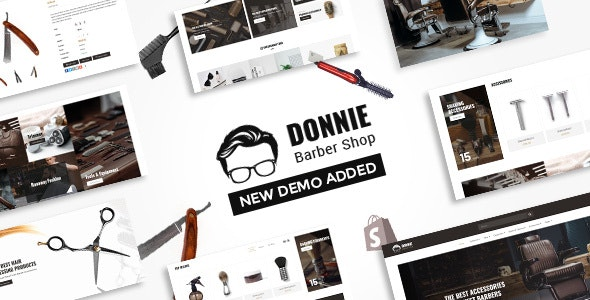Donnie | Barber Shop Shopify - Health & Beauty Shopify