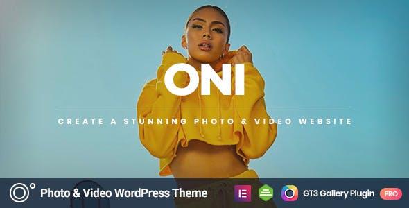 Oni - Photography