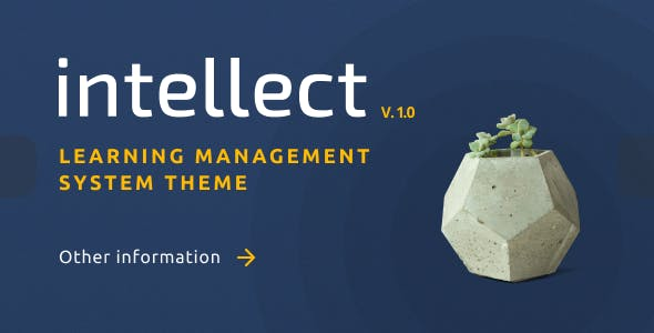 Download Intellect - Education WordPress Theme