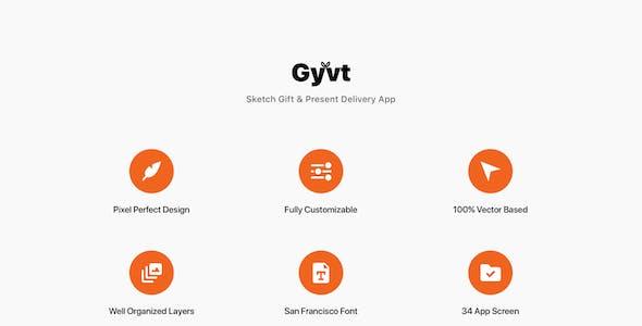 Gyvt - Sketch Gift & Present Delivery App