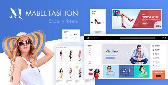 Mabel | Fashion Shopify Theme with Mega Menu - Miscellaneous Shopify