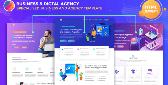 Remorma - Business Agency & Corporate Template - Business Corporate