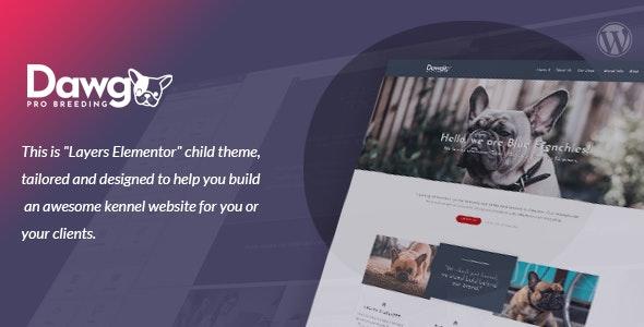 Dawg - WP Dog Breeder theme - Miscellaneous WordPress