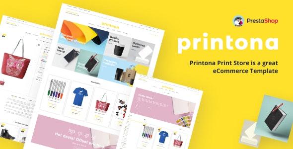 Printona - Print Store - Miscellaneous PrestaShop