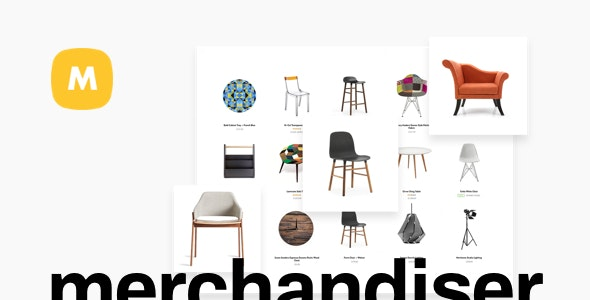 Merchandiser - Modern, Clean Online Store Theme for WooCommerce - WooCommerce eCommerce