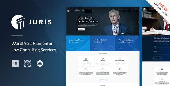 Juris - Law, Lawyer and Attorney - Business Corporate